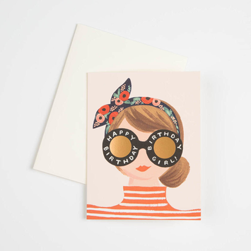 Rifle Paper Co - RP RPGCBI0029 - Birthday Girl
