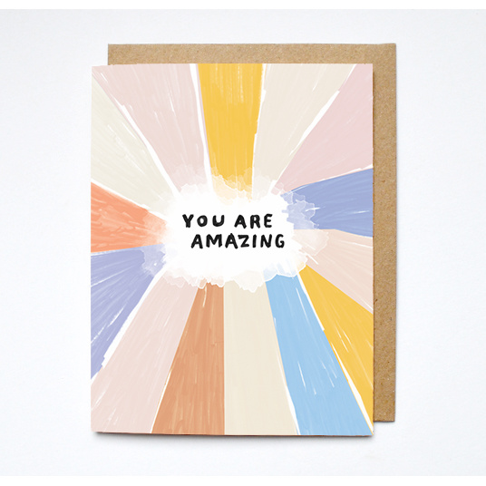 Daydream Prints You Are Amazing