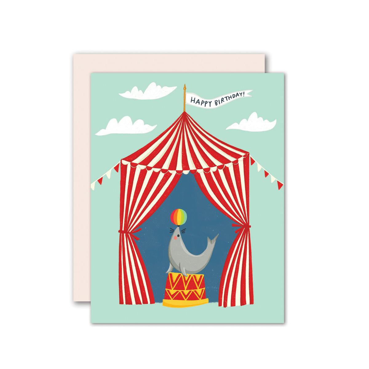 Pencil Joy - PJ Circus Birthday