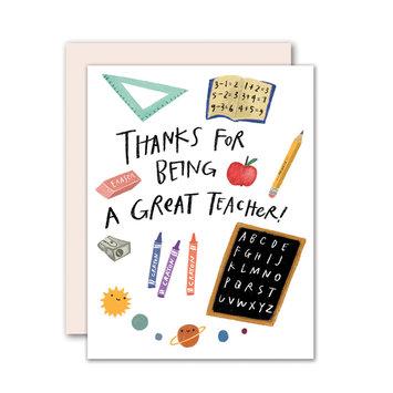 Pencil Joy - PJ Thank You Teacher
