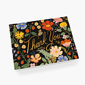 Rifle Paper Co Strawberry Fields Thank You Card