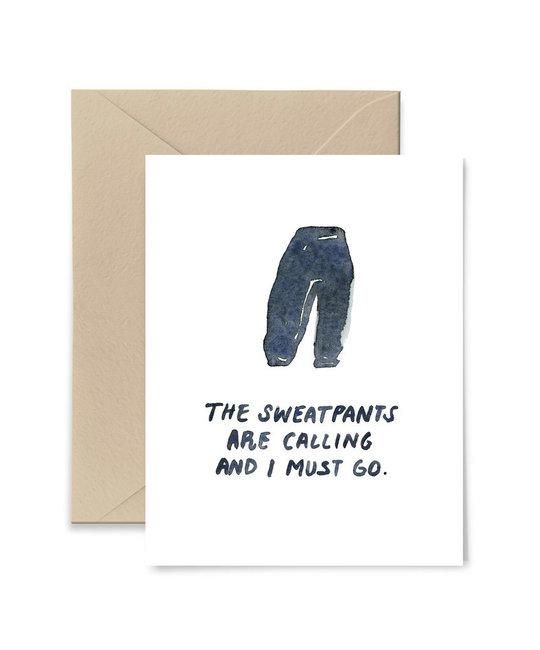 Little Truths Studio Sweatpants are Calling