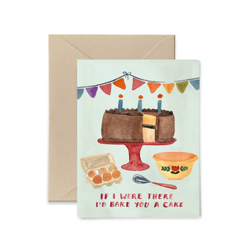 Little Truths Studio - LTS I'd Bake You A Cake