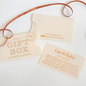 Gus and Ruby Letterpress - GR GR GB - Home Spa Gift Box