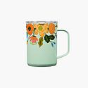 Corkcicle Corkcicle x Rifle Paper Co - Mint Lively Floral Mug