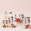 Corkcicle Corkcicle x Rifle Paper Co - Cream Lively Floral Canteen