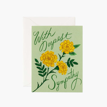 Rifle Paper Co. Marigold Sympathy