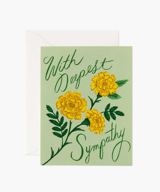 Rifle Paper Co. Marigold Sympathy