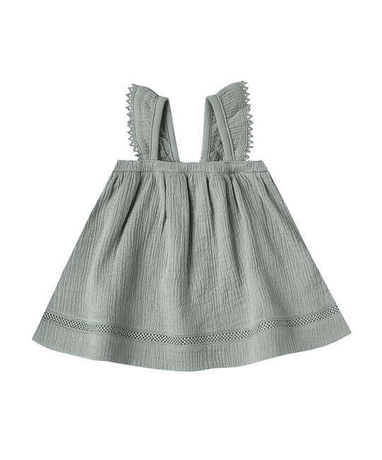 Quincy Mae - QM Quincy Mae Ruffled Tube Dress