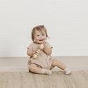 Quincy Mae - QM Quincy Mae Short Sleeve Baby Dress