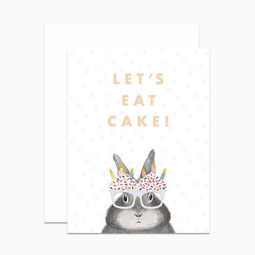 Dear Hancock - DH Let's Eat Cake