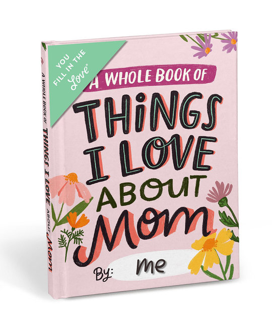 Emily McDowell About Mom Fill in the Love Journal
