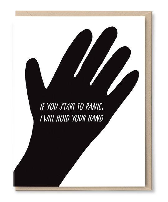 Tigerpocket Press - TPP Panic Hand