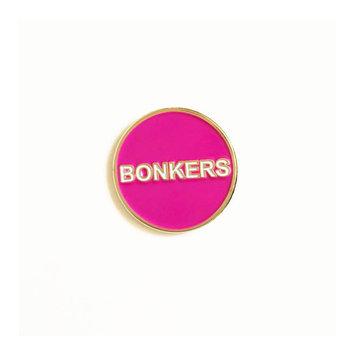 Tigerpocket Press - TPP Bonkers enamel pin