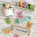 Gus and Ruby Letterpress Tea Time Gift Box
