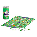 Wild and Wolf Beer Lovers Jigsaw Puzzle
