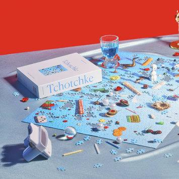 Piecework Puzzles Tchotchke Jigsaw Puzzle