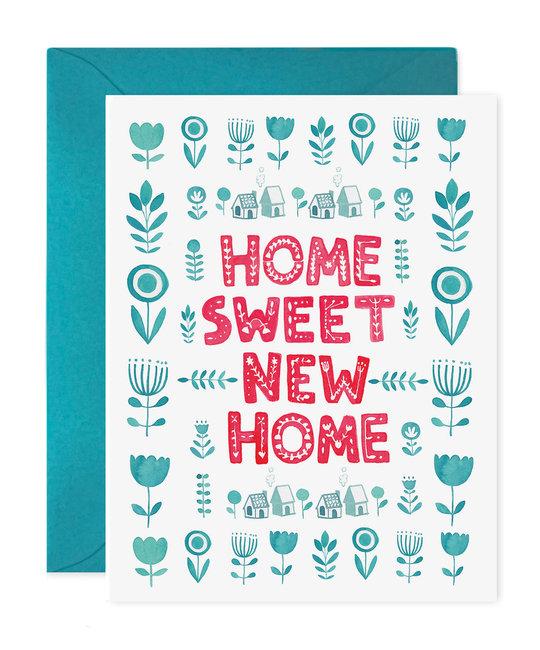 E. Frances Paper Studio - EF Home Sweet New Home