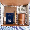 Gus and Ruby Letterpress - GR GR GB - Outdoor Enthusiast Gift Box