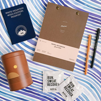 Gus and Ruby Letterpress Outdoor Enthusiast Gift Box