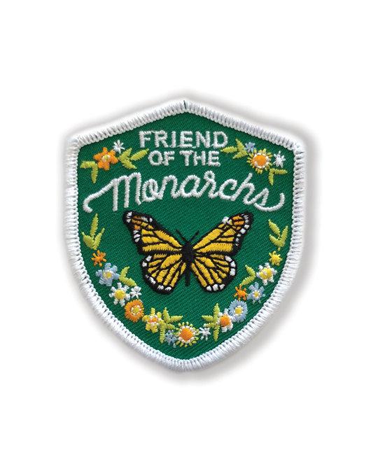 Antiquaria Friend of the Monarch Patch