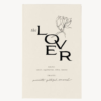 Wilde House Paper The Lover Journal