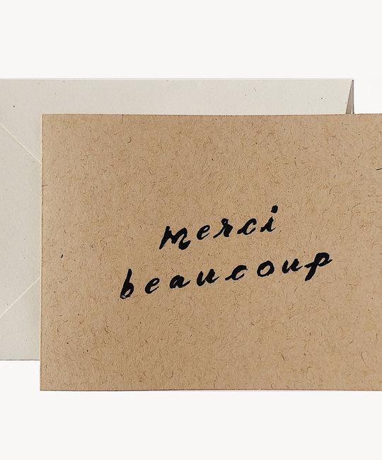Wilde House Paper - WHP Merci Beaucoup