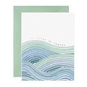 E. Frances Paper Studio - EF Ocean of Thanks, Set of 6