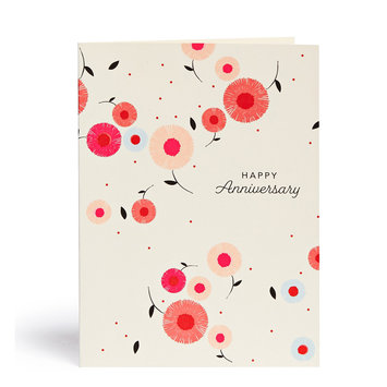Snow and Graham Astrid anniversary Card