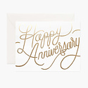 Rifle Paper Co - RP Happy Anniversary Card