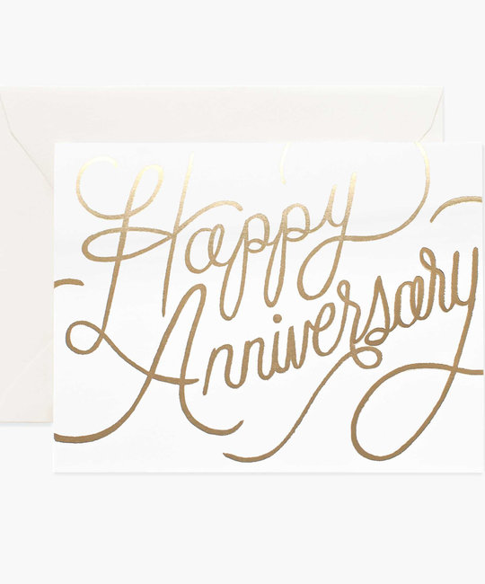 Rifle Paper Co - RP Happy Anniversary
