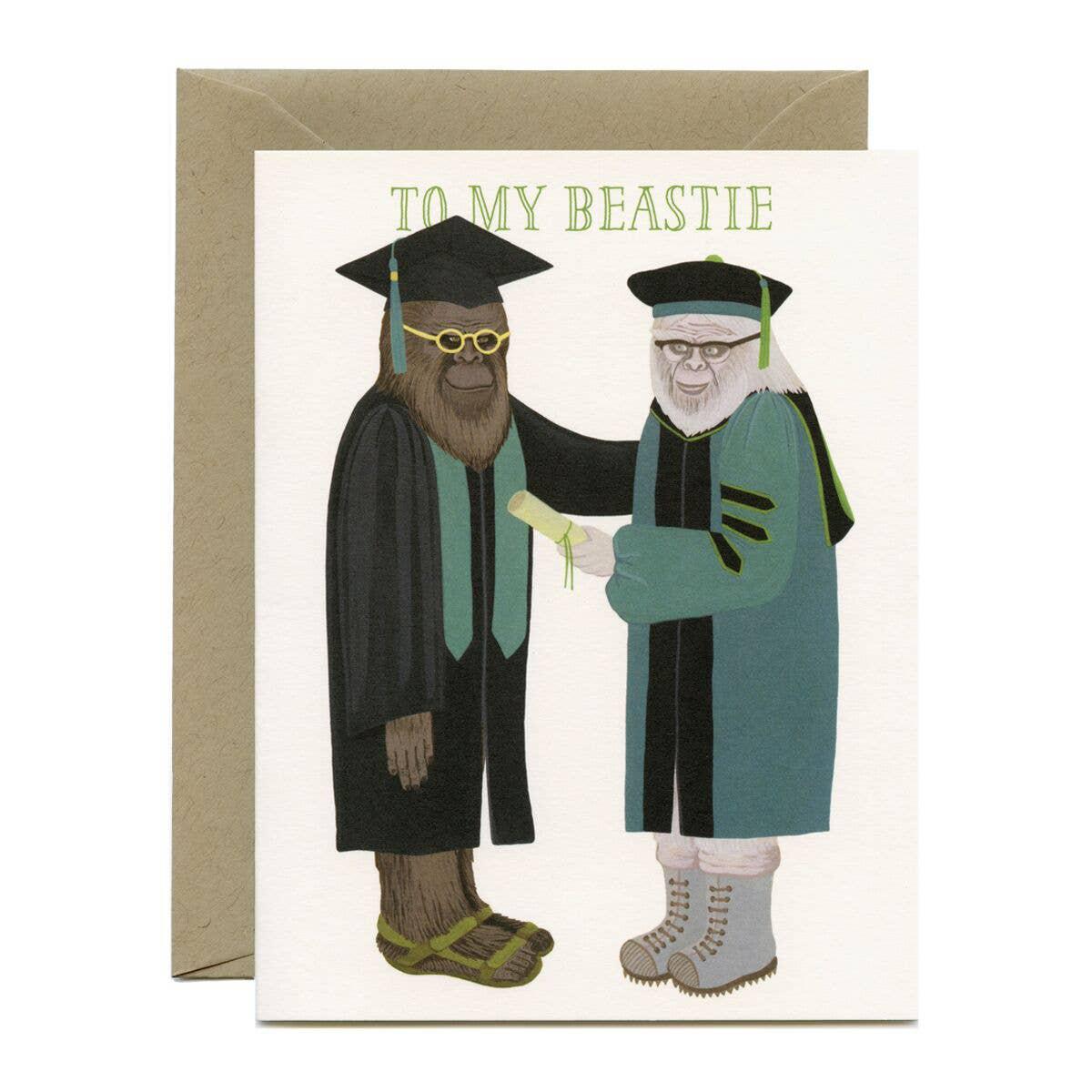 Yeppie Paper Beastie Graduation