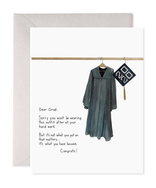 E. Frances Paper Studio Graduation 2020