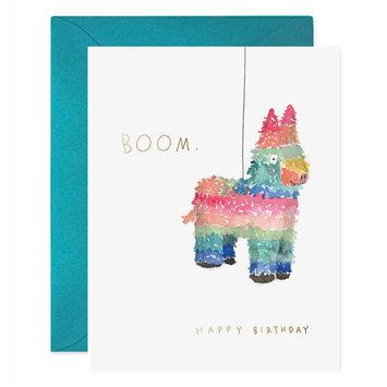 E. Frances Paper Studio Piñata Birthday Card