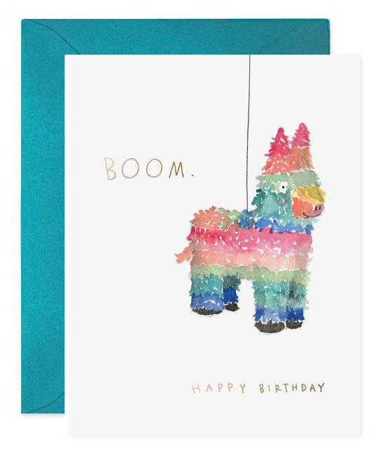 E. Frances Paper Studio - EF Piñata Birthday Card