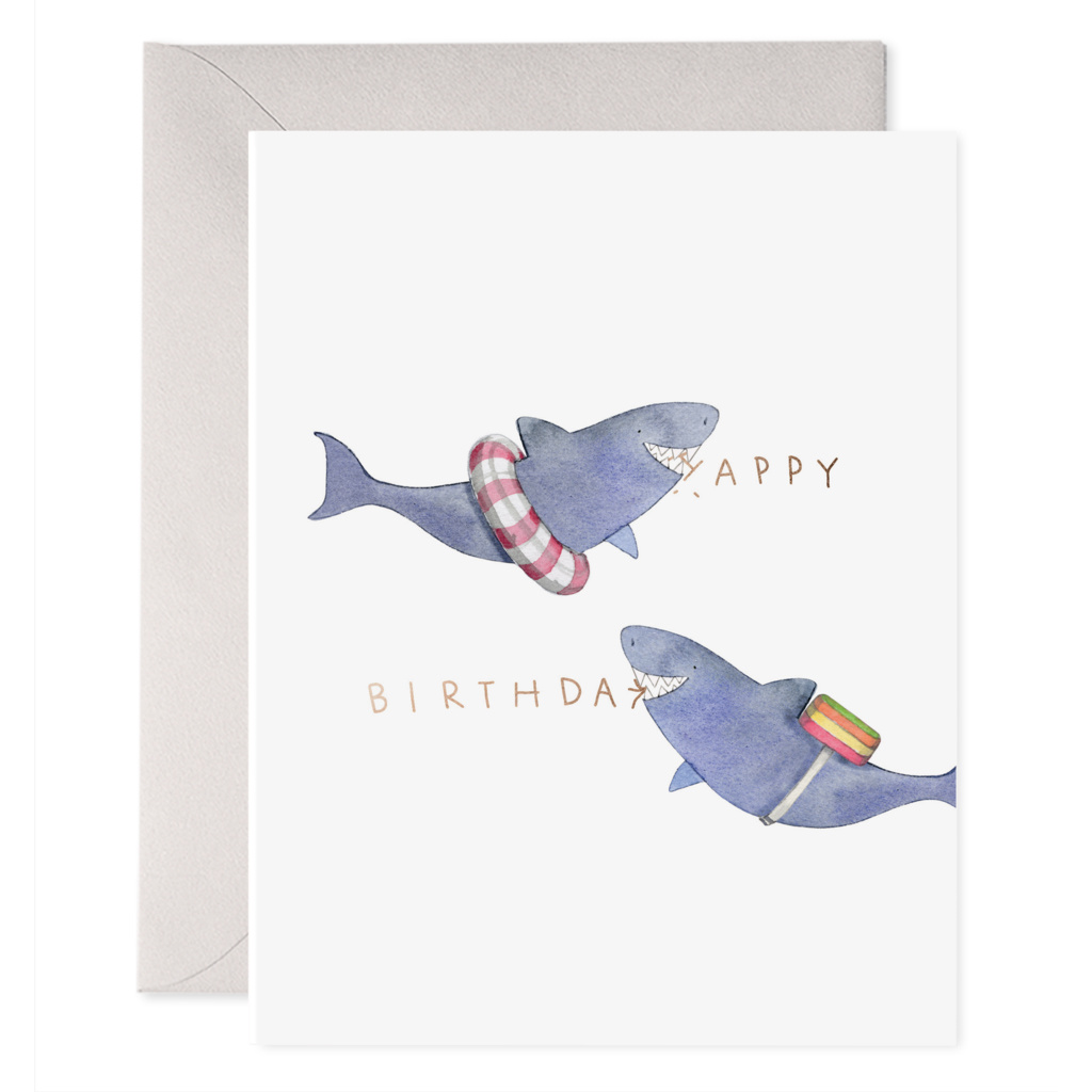 E. Frances Paper Studio Bitten Birthday