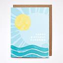 Daydream Prints Happy Birthday Sunshine
