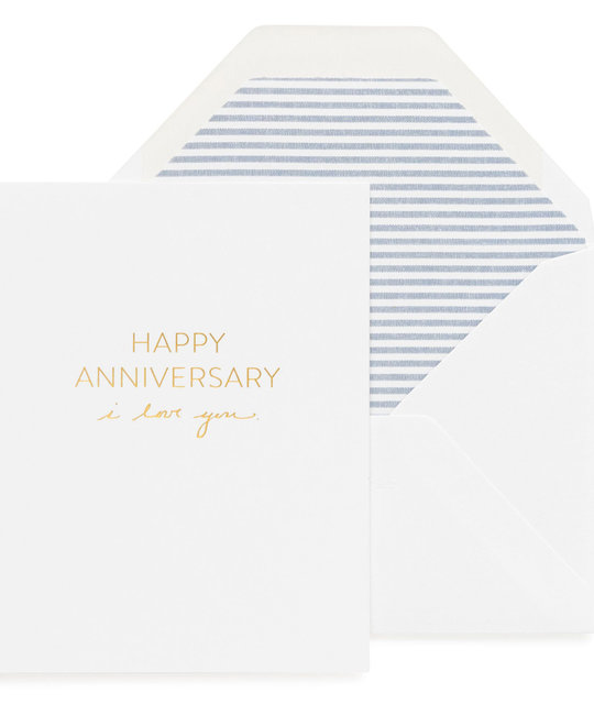 Sugar Paper - SUG I Love You Anniversary Card