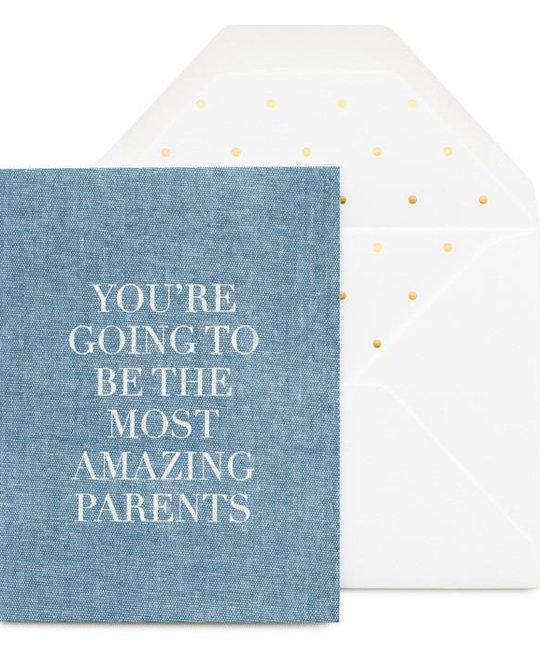 Sugar Paper - SUG Most Amazing Parents
