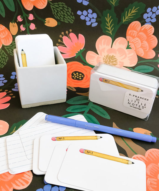 Gus and Ruby Letterpress Teacher Notes Gift Box