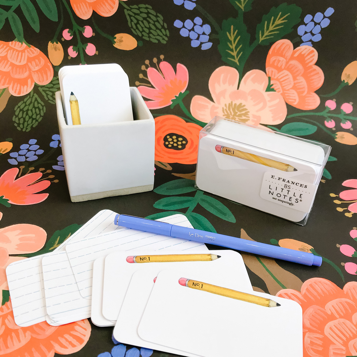 Gus and Ruby Letterpress - GR GR GB - Teacher Notes Gift Box