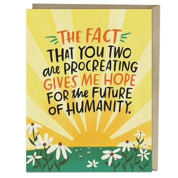 Emily McDowell - EMM Future Of Humanity