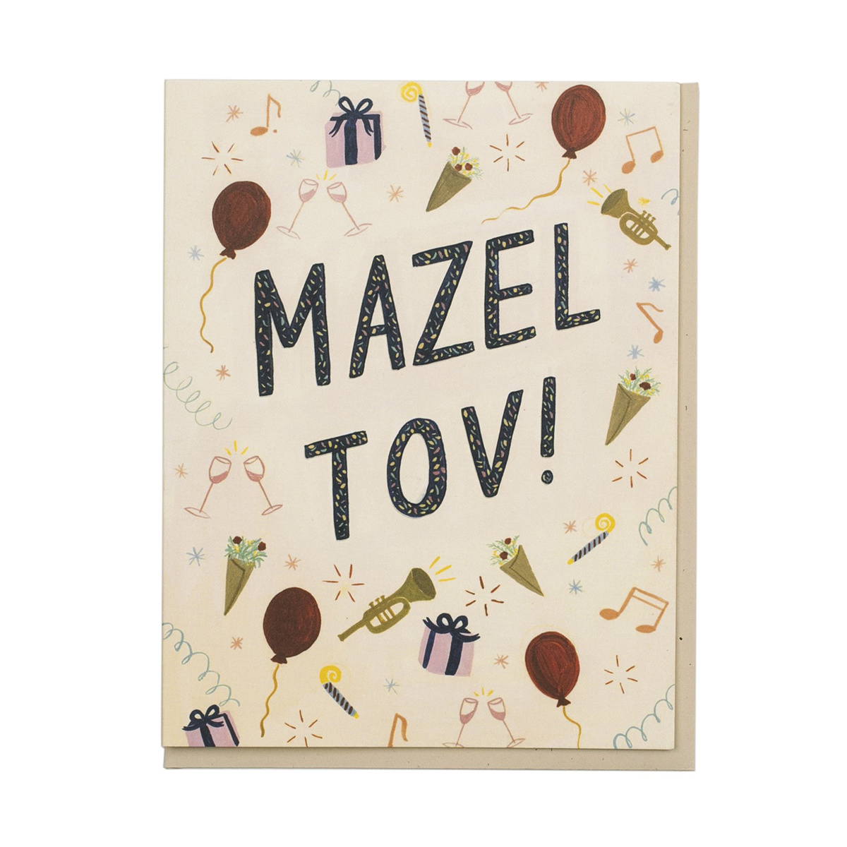Small Adventure Mazel Tov!