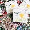 Big Picture Farm - BPF Daffodil Farm Box - Goat's Milk Caramels Sea Salt Vanilla