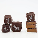 Big Picture Farm - BPF Chocolate Covered Caramels (6 piece box)