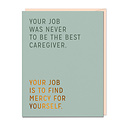 Emily McDowell Best Caregiver Card