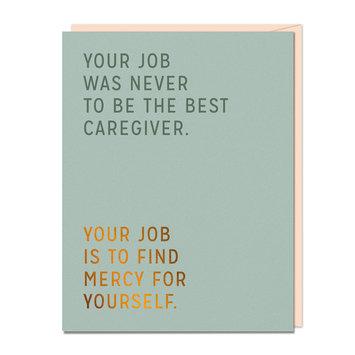 Emily McDowell Best Caregiver Card