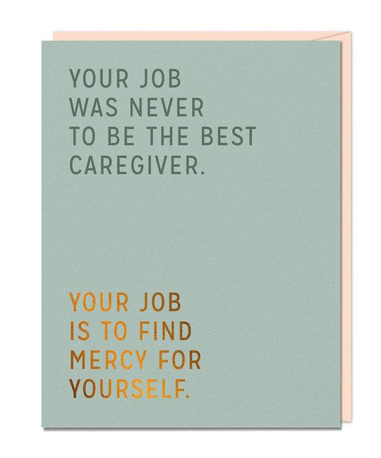 Emily McDowell - EMM Best Caregiver Card