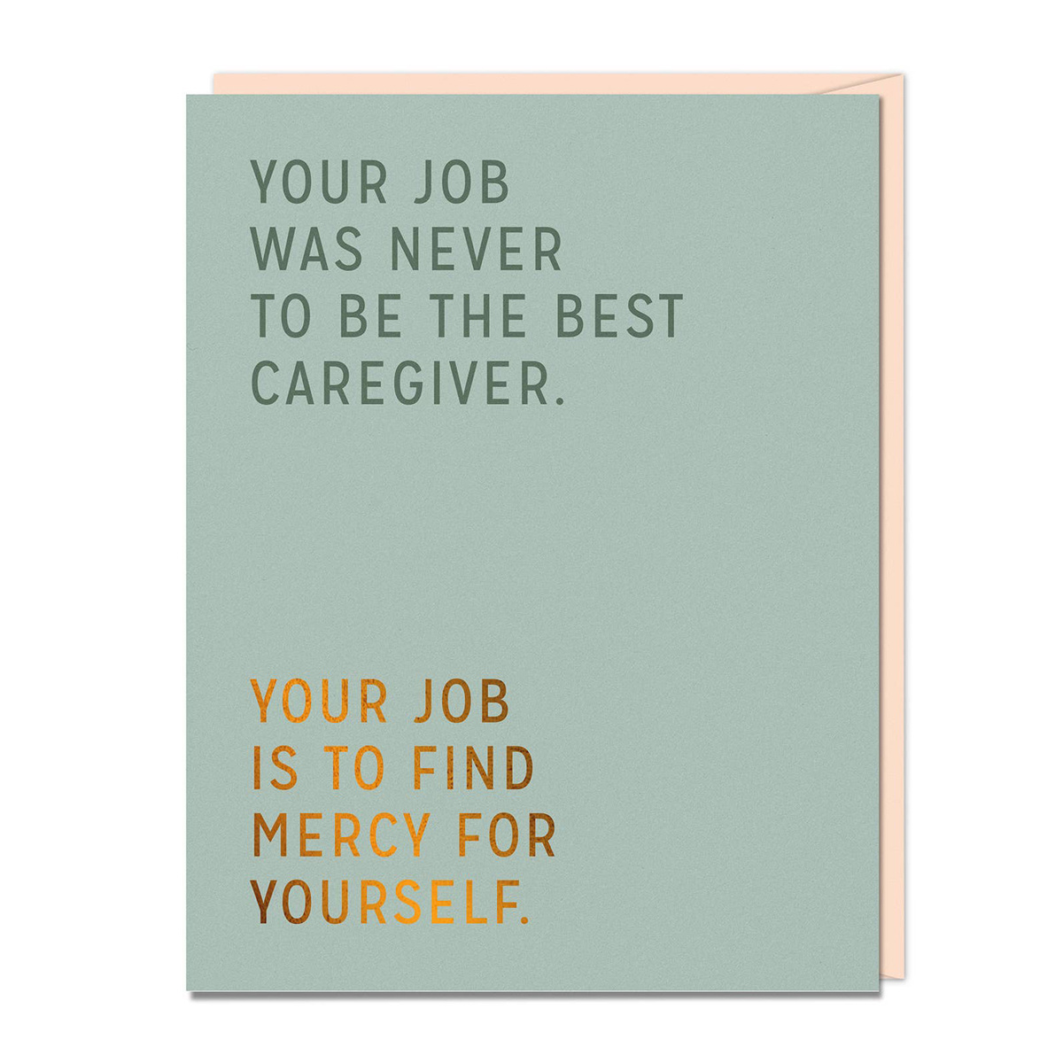 Emily McDowell - EMM Best Caregiver Card