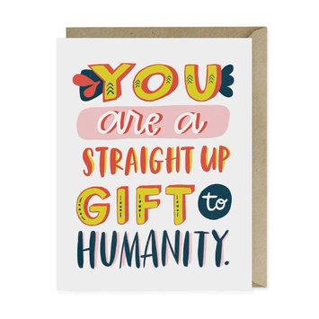 Emily McDowell Gift to Humanity
